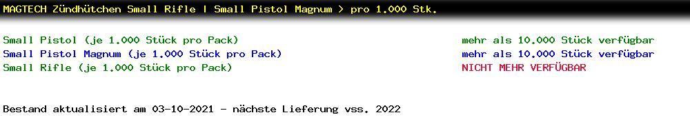 http://jafiwi.de/egun-bestand/144941_MAGTECH_Zuendhuetchen_Small_Rifle__Small_Pistol_Magnum__pro_1000_Stk.jpg?1535544211254