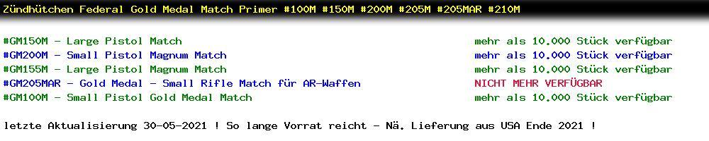 http://jafiwi.de/egun-bestand/820GM100M_Zuendhuetchen_Federal_Gold_Medal_Match_Primer_100M_150M_200M_205M_205MAR_210M.jpg?1586877902582