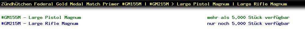 http://jafiwi.de/egun-bestand/820GM155M_Zuendhuetchen_Federal_Gold_Medal_Match_Primer_GM155M__GM215M__Large_Pistol_Magnum__Large_Rifle_Magnum.jpg?1518634794940