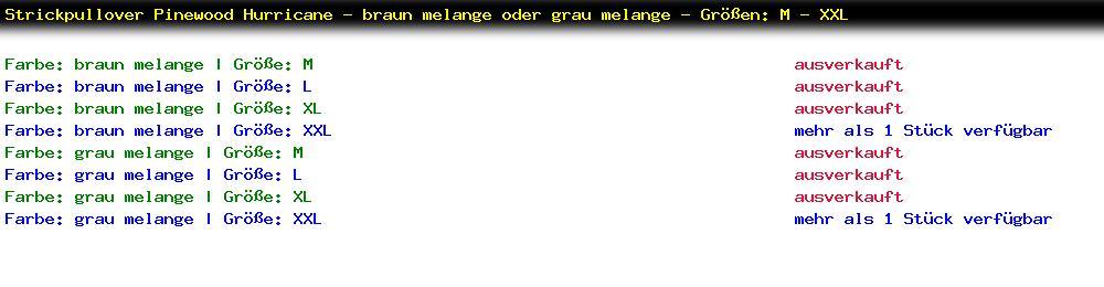 http://jafiwi.de/egun-bestand/9648_Strickpullover_Pinewood_Hurricane__braun_melange_oder_grau_melange__Groessen_M__XXL.jpg?1485265445507