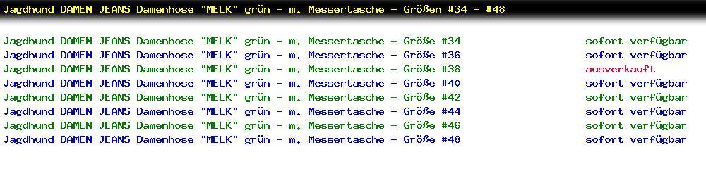http://jafiwi.de/egun-bestand/JAGDHUND_MELK_Jagdhund_DAMEN_JEANS_Damenhose_MELK_gruen__m_Messertasche__Groessen_34__48.jpg?1505811866744